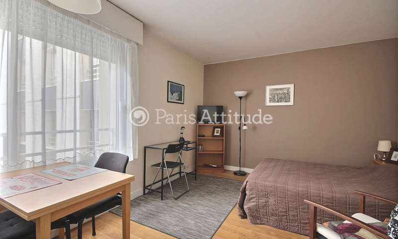 Rent Apartment Studio 28m² rue d Alleray, 75015 Paris