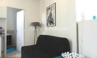 Location Appartement Studio 17m² rue des Saints Peres, 6 Paris