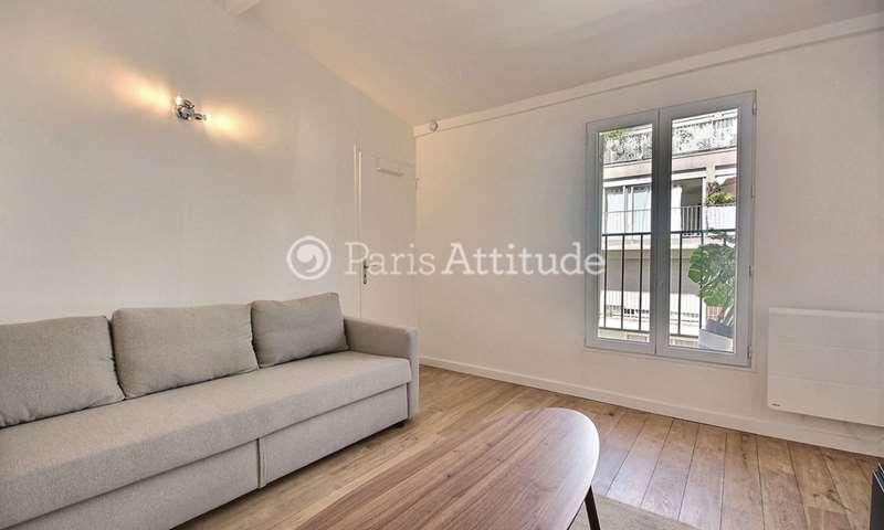 Rent Apartment 1 Bedroom 30m² rue Duvivier, 7 Paris