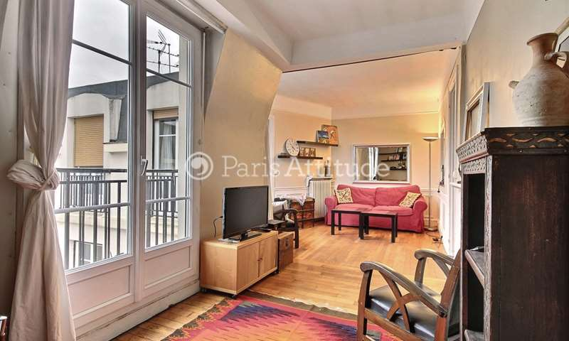 Rent Apartment 1 Bedroom 42m² rue Jacques Mawas, 15 Paris