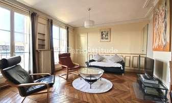 Rent Apartment 1 Bedroom 60m² boulevard Voltaire, 11 Paris