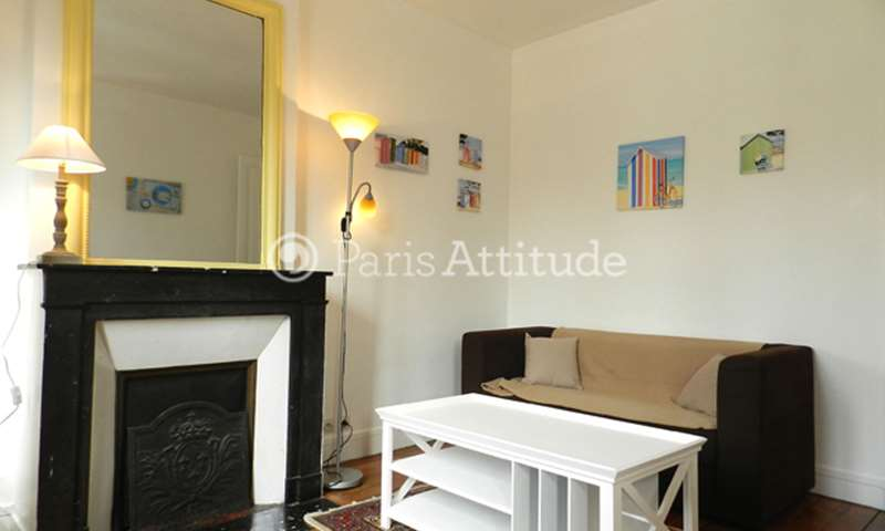 Rent Apartment 1 Bedroom 41m² avenue de Villiers, 17 Paris