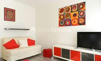 Rent Apartment Studio 23m² boulevard Bineau, 92200 Neuilly sur Seine