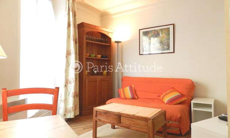 Rent Apartment 1 Bedroom 31m² rue de Taïti, 12 Paris