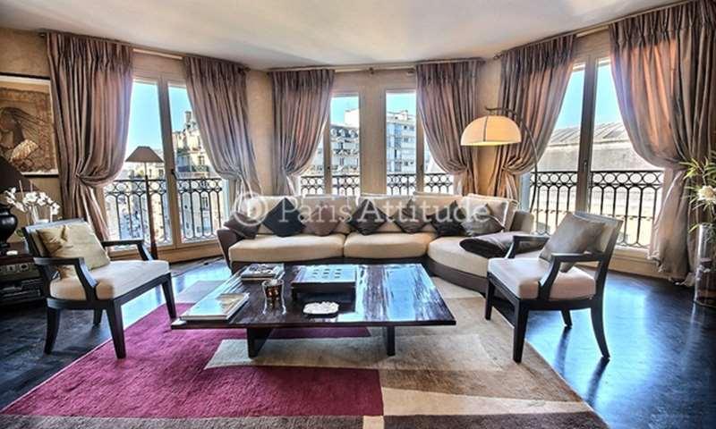 Location Appartement 3 Chambres 119m² rue Blomet, 15 Paris