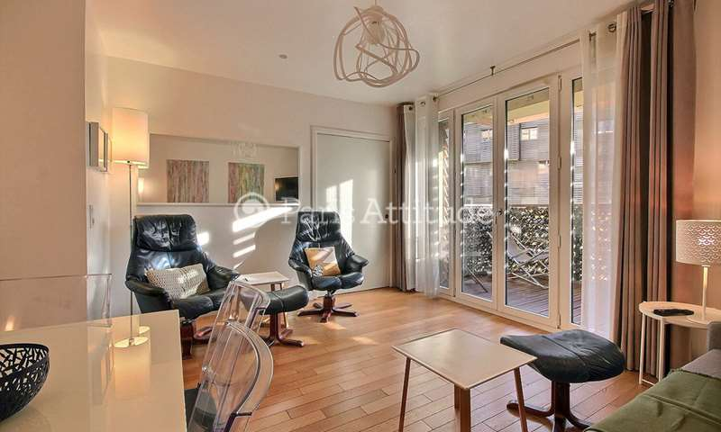Location Appartement 1 Chambre 42m² boulevard de Grenelle, 75015 Paris