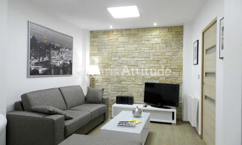 Location Appartement Studio 30m² rue Blondel, 75002 Paris