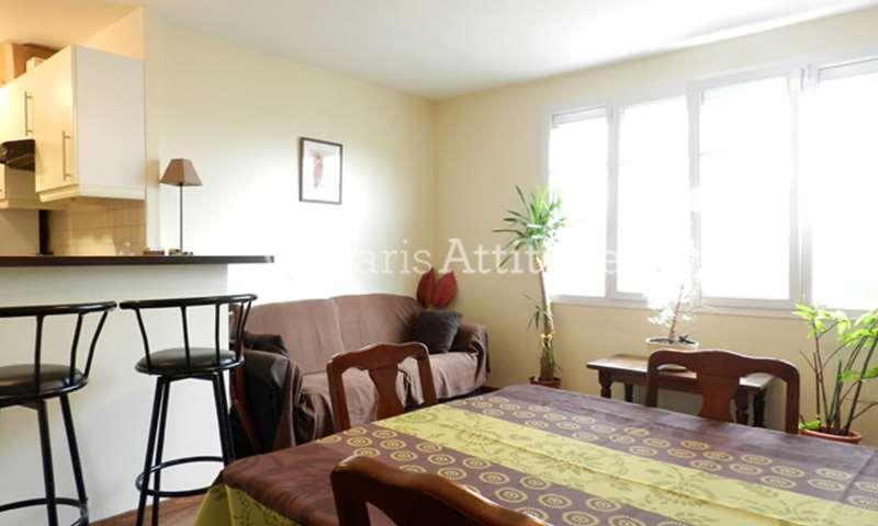 Location Appartement 2 Chambres 48m² Avenue Philippe Auguste, 11 Paris