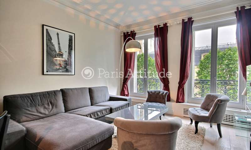 Rent Apartment 3 Bedrooms 83m² boulevard de La Tour Maubourg, 7 Paris