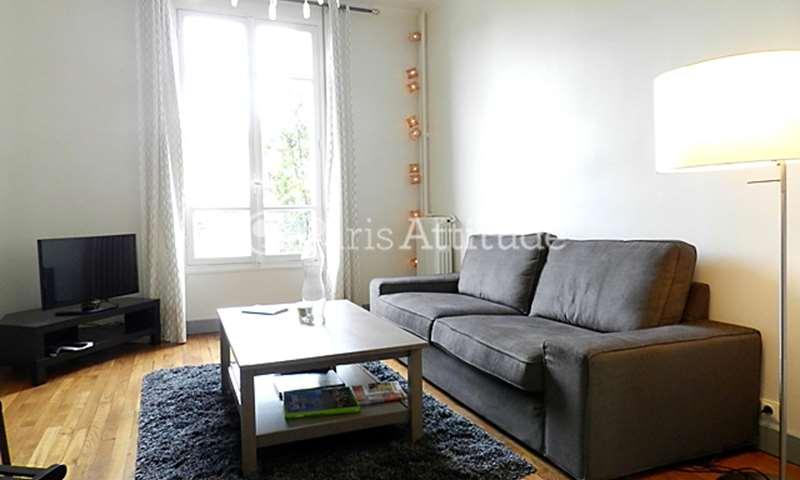 Rent Apartment 1 Bedroom 58m² avenue Jean Baptiste Clement , 92100 Boulogne Billancourt