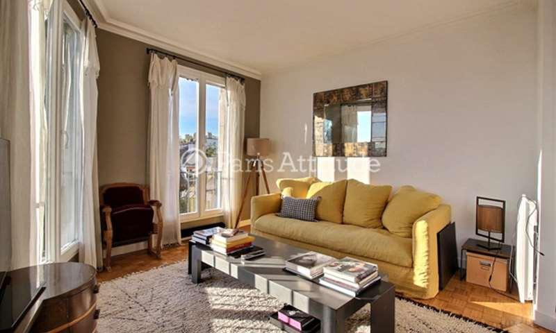 Rent Apartment 2 Bedrooms 70m² rue Poulbot, 18 Paris