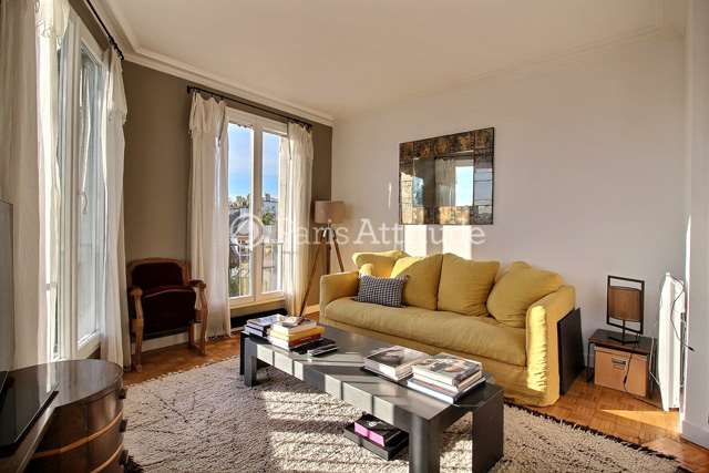 Louer Appartement meublé 2 Chambres 70m² rue Poulbot, 75018 Paris