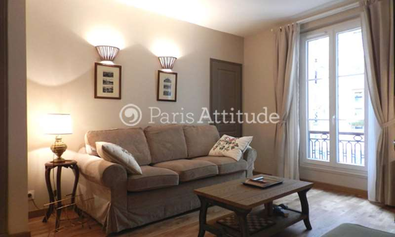Rent Apartment 1 Bedroom 35m² rue Ordener, 18 Paris