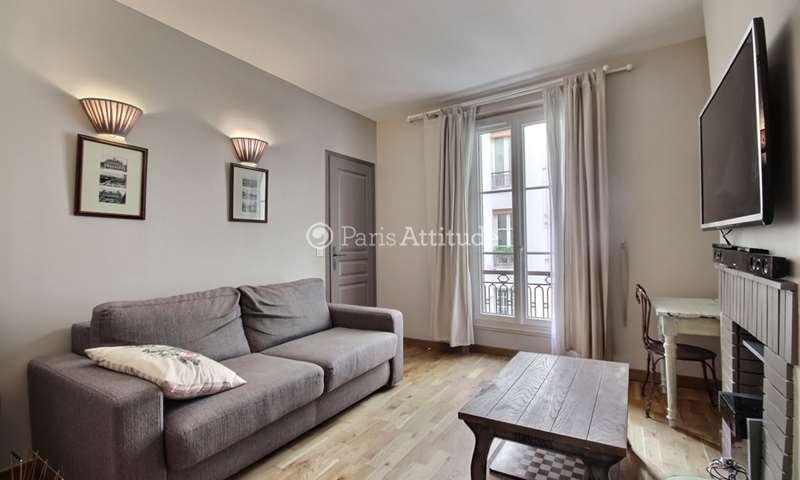 Aluguel Apartamento 1 quarto 35m² rue Ordener, 75018 Paris