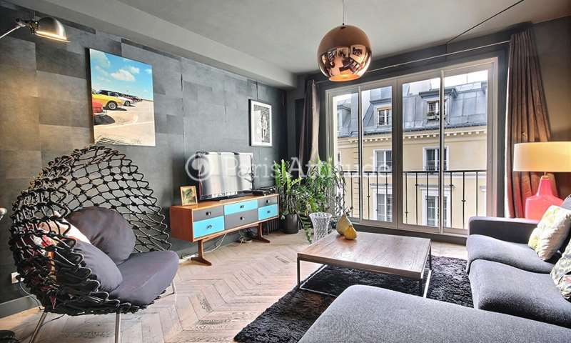 Rent Duplex 1 Bedroom 85m² rue d Hauteville, 75010 Paris