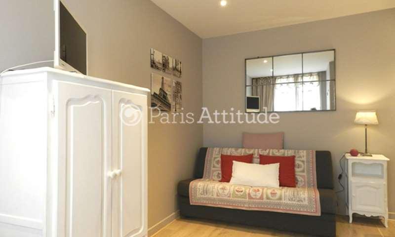 Aluguel Apartamento Quitinete 17m² rue Copernic, 75016 Paris