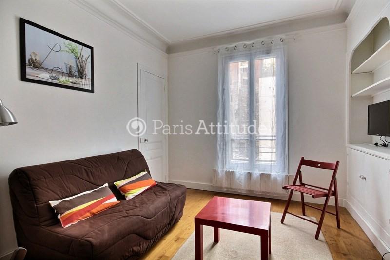 Location Appartement 1 Chambre 40m² rue de Tolbiac, 75013 Paris