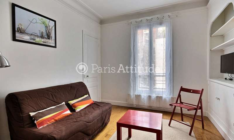 Rent Apartment 1 Bedroom 40m² rue de Tolbiac, 13 Paris