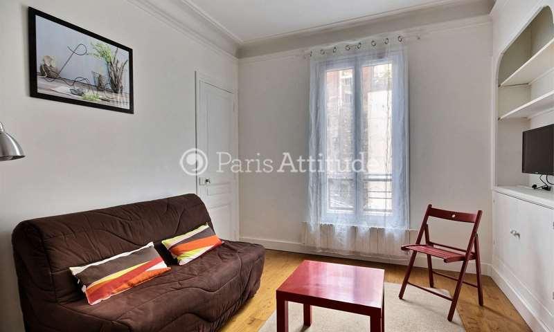 Rent Apartment 1 Bedroom 40m² rue de Tolbiac, 75013 Paris