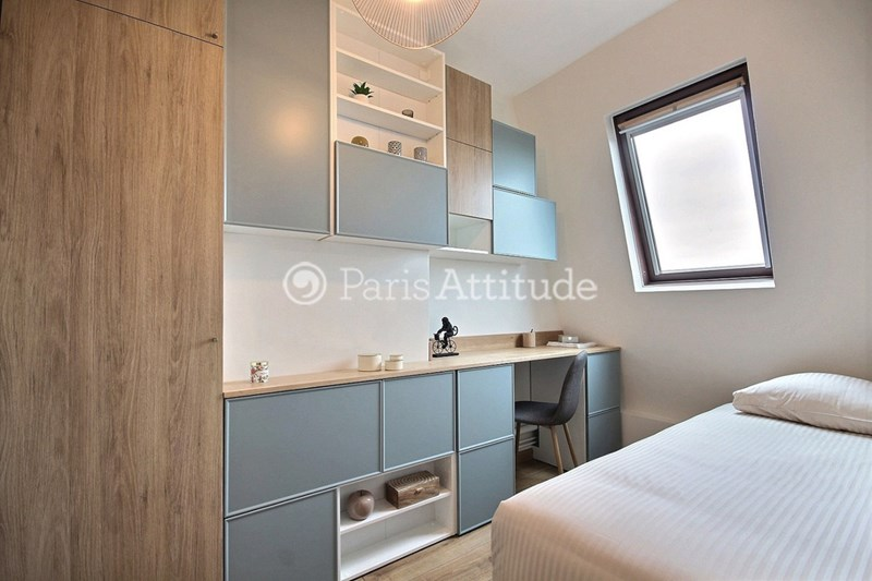 Location Appartement Studio 17m² rue de Rome, 75008 Paris