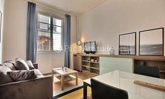 Rent Apartment 1 Bedroom 40m² boulevard de Beausejour, 16 Paris