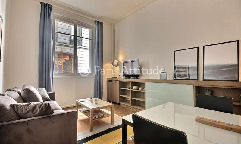 Rent Apartment 1 Bedroom 40m² boulevard de Beausejour, 75016 Paris