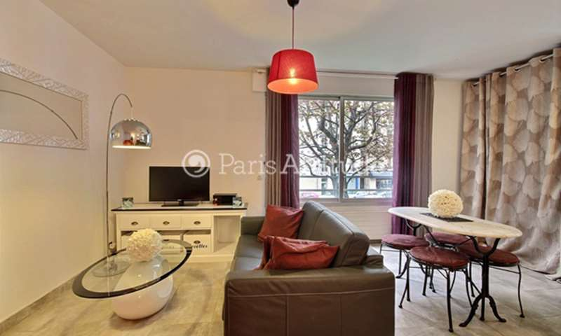 Rent Apartment Studio 30m² rue d Alleray, 15 Paris