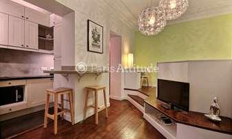 Aluguel Apartamento Quitinete 29m² rue d Amsterdam, 9 Paris