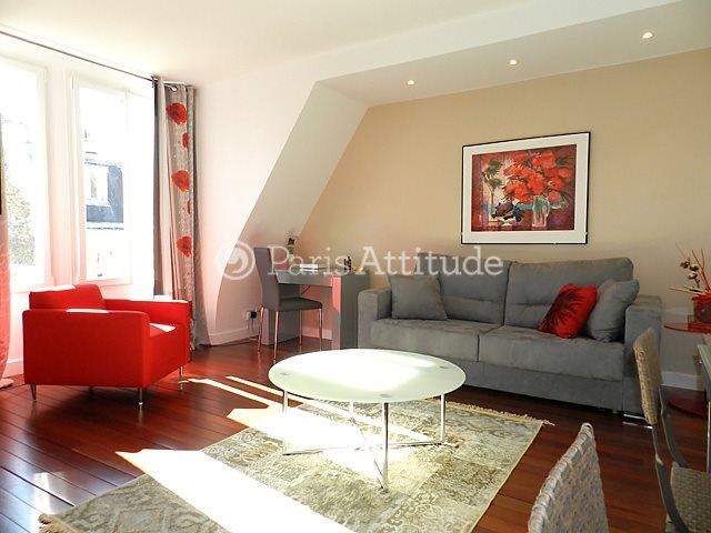 Louer Appartement meublé 1 Chambre 45m² rue de Boulainvilliers, 75016 Paris