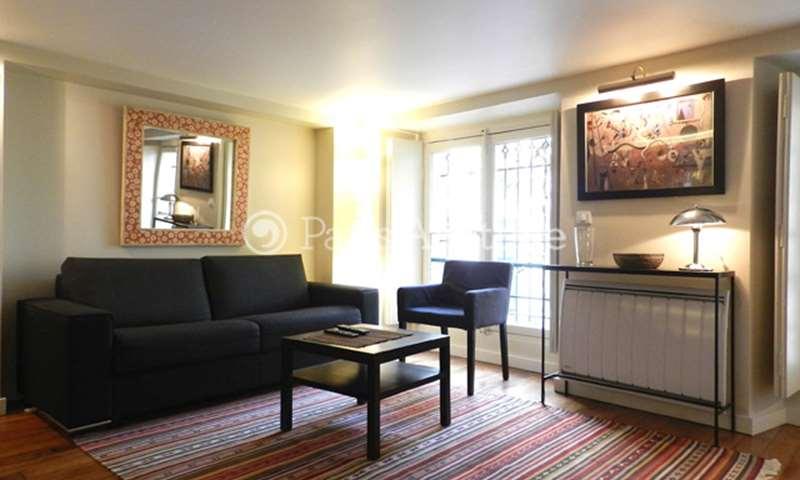 Rent Apartment 1 Bedroom 36m² rue du Bouloi, 75001 Paris