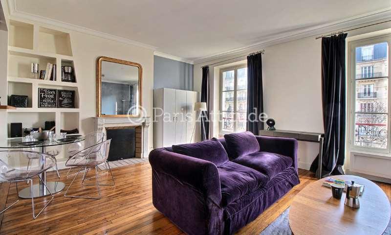 Location Appartement 1 Chambre 53m² avenue du Bel Air, 75012 Paris