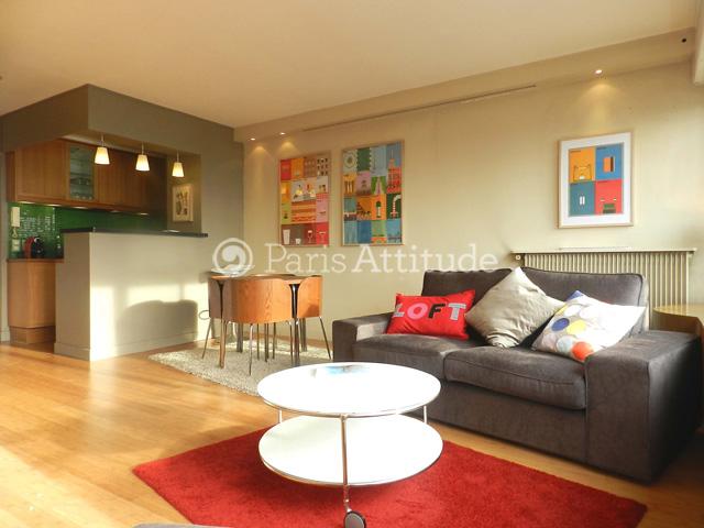 Rent apartment in paris 75020 36m gambetta ref 9957 for Living room 75020
