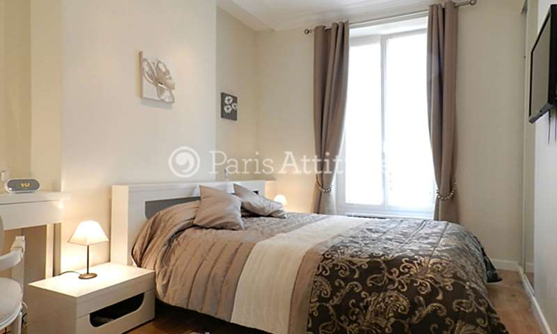 Rent Apartment 1 Bedroom 37m² rue Lecourbe, 15 Paris