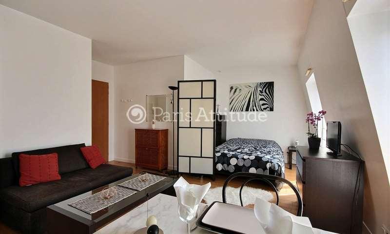 Location Appartement Studio 27m² rue de Chateaudun, 75009 Paris