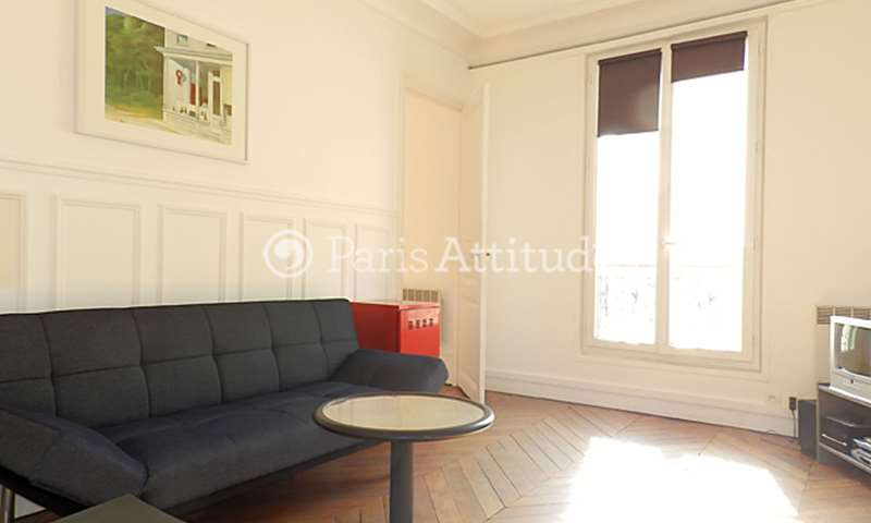 Rent Apartment 1 Bedroom 40m² boulevard de Rochechouart, 9 Paris