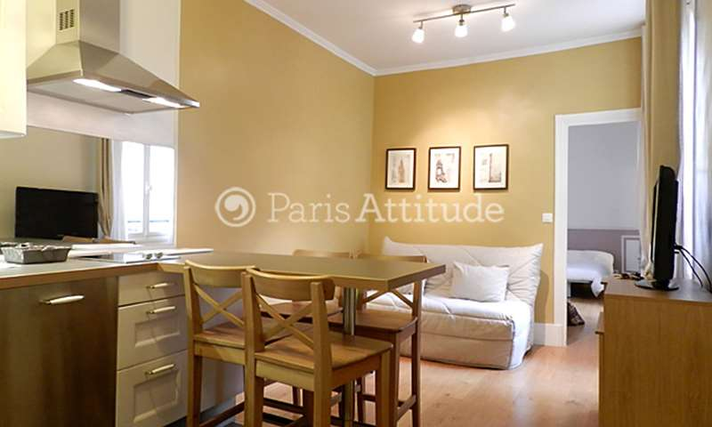 Rent Apartment 1 Bedroom 30m² rue Saint Martin, 75004 Paris