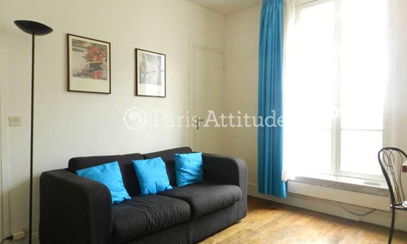 Rent Apartment 1 Bedroom 30m² Rue Marcel Dassault, 92100 Boulogne Billancourt