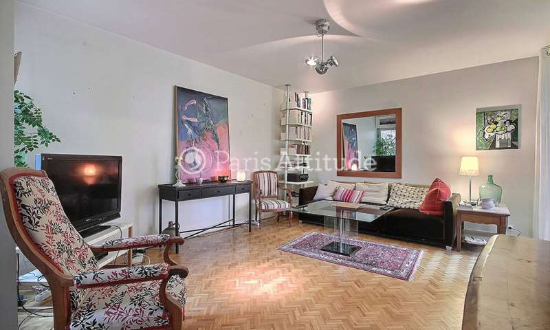 Rent Apartment 1 Bedroom 53m² rue Pelee, 75011 Paris