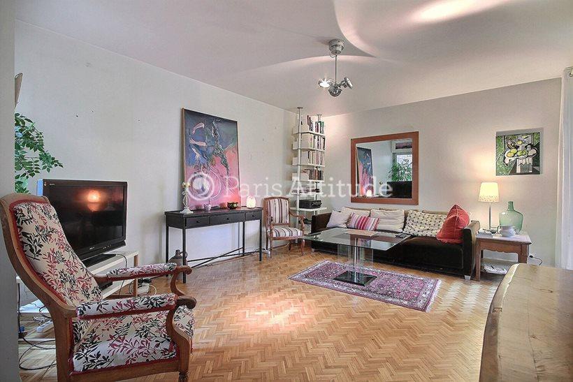 Rent furnished Apartment 1 Bedroom 53m² rue Pelee, 75011 Paris