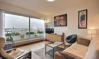 Rent Apartment 1 Bedroom 48m² boulevard de Charonne, 11 Paris