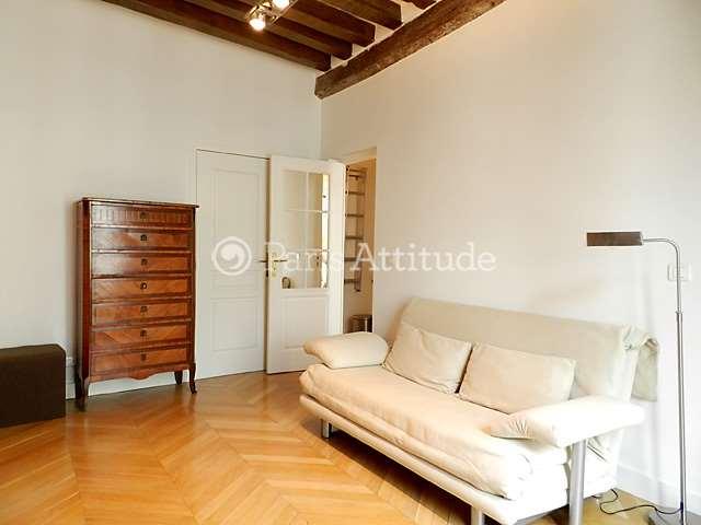 Louer un appartement paris 75006 33m saint michel for Louer une chambre sans fenetre